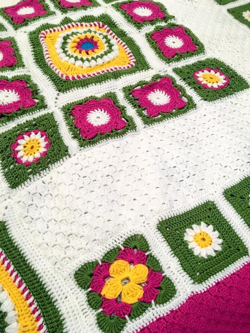 Tea on the Green Crochet Along